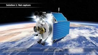 Envisat - Managing Space Debris