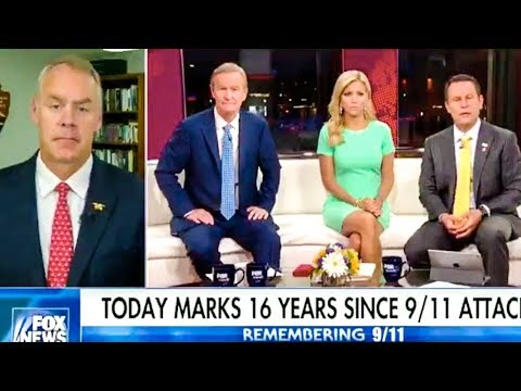 Watch Fox and Friends Ignorantly Compare 9/11 Memorial to Confederate Monuments