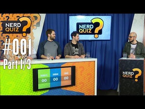 [1/3] Nerd Quiz 2.0 mit Gregor   Dennis H. vs Gunnar vs Simon   29.03.2016