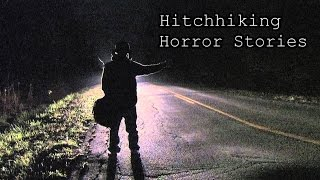 3 Creepy TRUE Hitchhiking Horror Stories