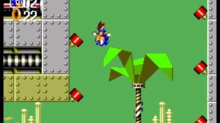 Mecha Green Hill Zone Theme
