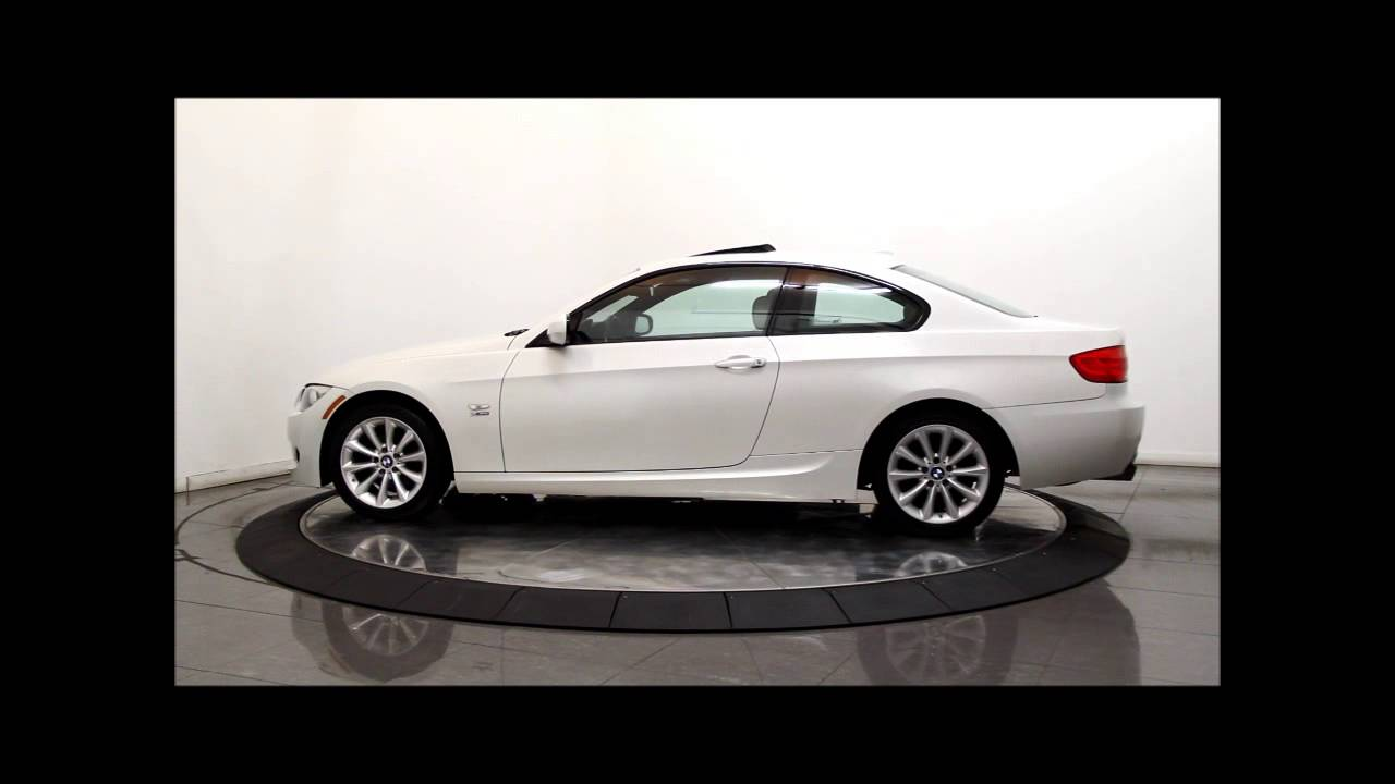 BMW I XDrive M Sport Coupe YouTube - 2011 bmw 328i m sport package