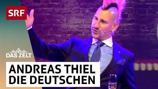 Die Deutschen - Andreas Thiel - Das Zelt - Comedy Club
