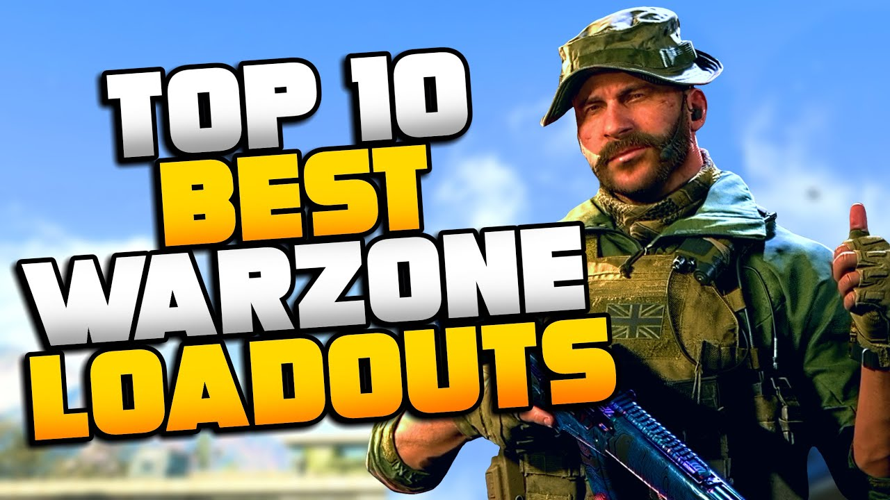 Top 10 Loadouts & Class Setups in WARZONE After 1.23 Update | Modern Warfare Best Class Setups