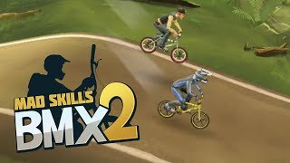 Mad Skills BMX 2 - Soft-launched Gameplay [iOS Android]