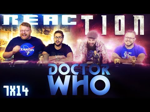 """Doctor Who 7x14 REACTION!! """"The Day Of The Doctor"""" 50th Anniversary Special"""