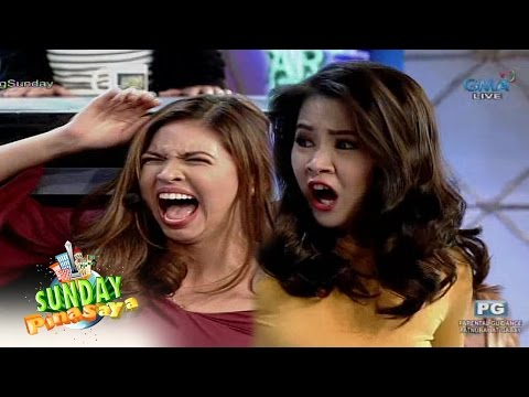 Sunday PinaSaya: Kissy's Acting Challenge with Alden and Maine