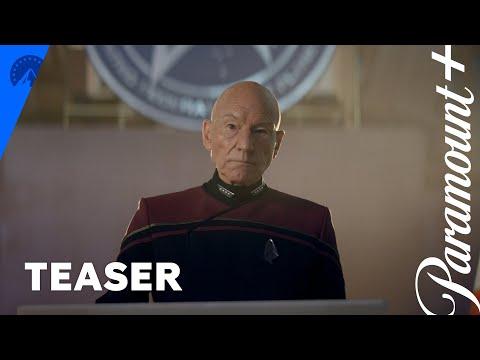 Star Trek: Picard   Season 2 - New Teaser   Paramount+