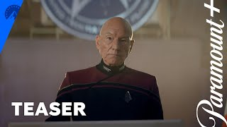 Star Trek: Picard | Season 2 - New Teaser | Paramount+