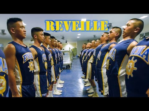 Reveille | Cadets of the Philippine Merchant Marine Academy