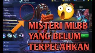 KEANEHAN/MISTERI Mobile legends.