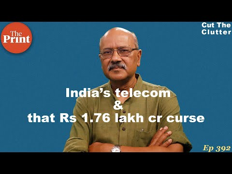 Who ruined India's telecom story, and why we call it the decade-old curse of Rs 1.76 lakh crore