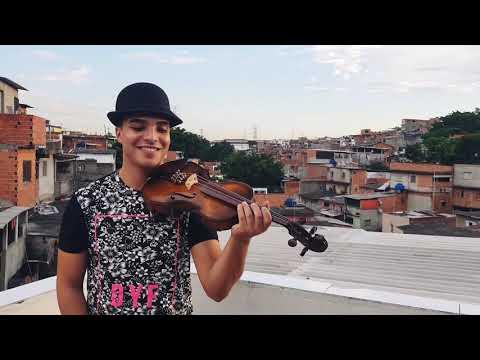 Favela  - Ina wroldsen Alok Violino Cover