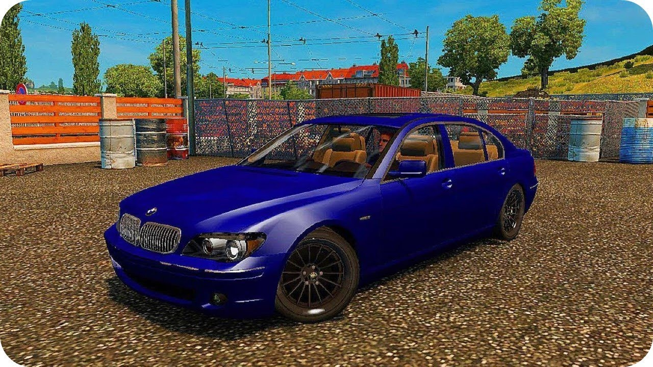 Bmw E66 Ets2 Euro Truck Simulator 2 Youtube