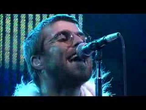 Oasis - Wonderwall - Glastonbury 2004