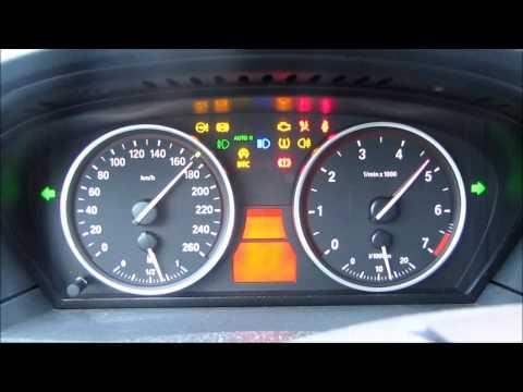BMW 5er E60  --  KI-Test