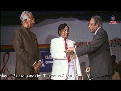 Dada Muni 'Ashok Kumar' emotional Speech during 'Sahyog Awards Nite-1990' by Sahyog Foundation