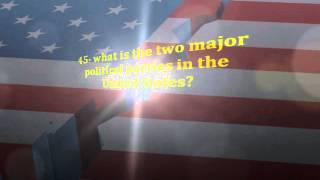 U S  Citizenship Test Karen & English Version   Part 5