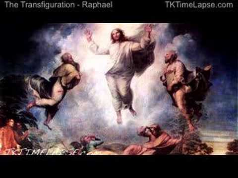 The Transfiguration - Raphael (Animated Painting Loop 03)