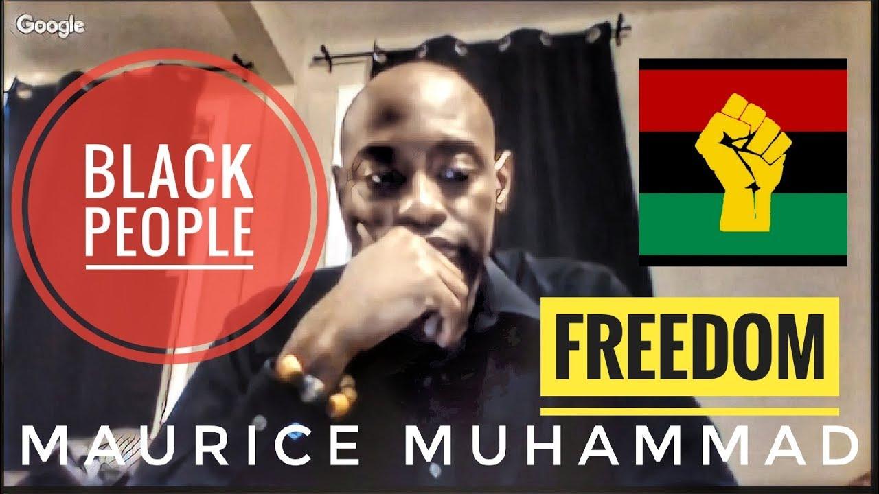 Maurice Muhammad On Information Man Show