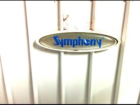 Symphony Air Cooler Review