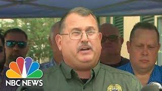 Santa Fe School Shooting: Possible Explosive Devices Found | NBC News