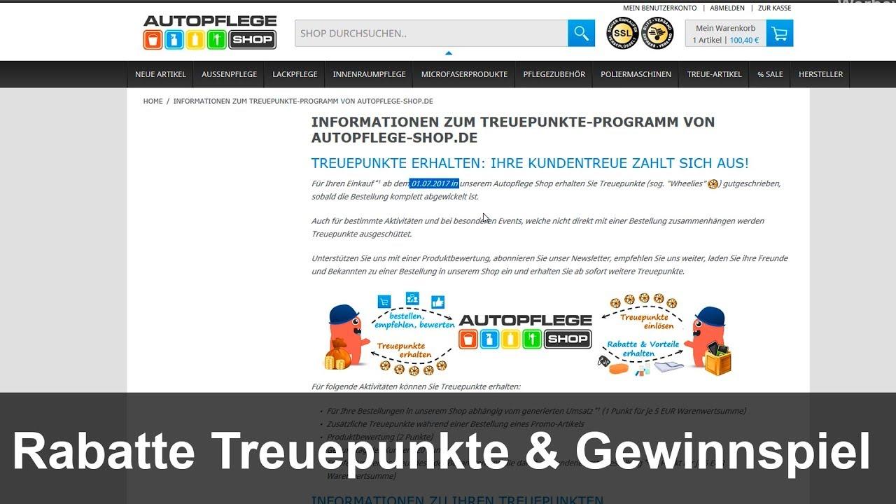 autopflege shop online