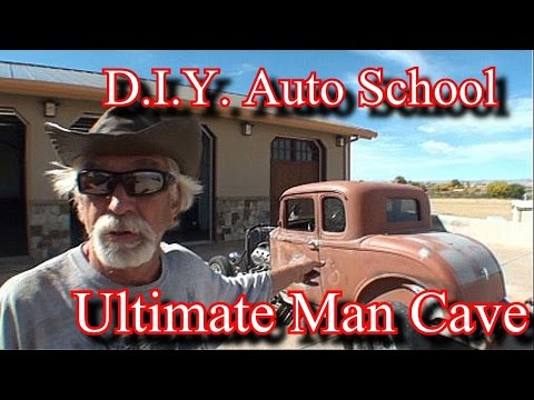 """The Ultimate """"Man Cave"""" / Automotive Hobby Shop"""
