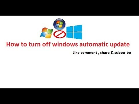 how to turn off auto updates on iphone how to turn windows automatic update 2017 7627