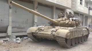 ᴴᴰ T-72 Tanks with GoPro
