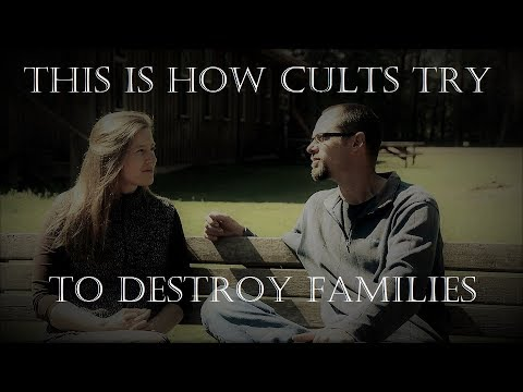 How Cults try to Destroy Families: Our experience with The Church of Wells