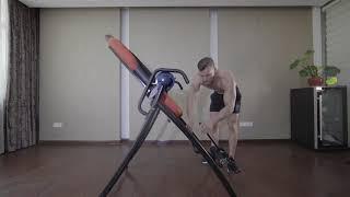 Видео о  Инверсионный стол Fit-On Classic 8777-0001