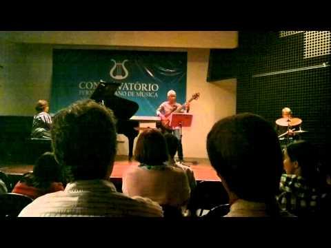 Charles Matthew Hallelujah - Dave Brubeck (Quarta de Música Tritonis)
