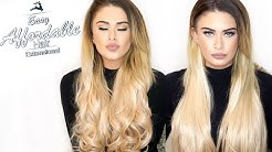 Easy Affordable hair extensions - KoKo Couture