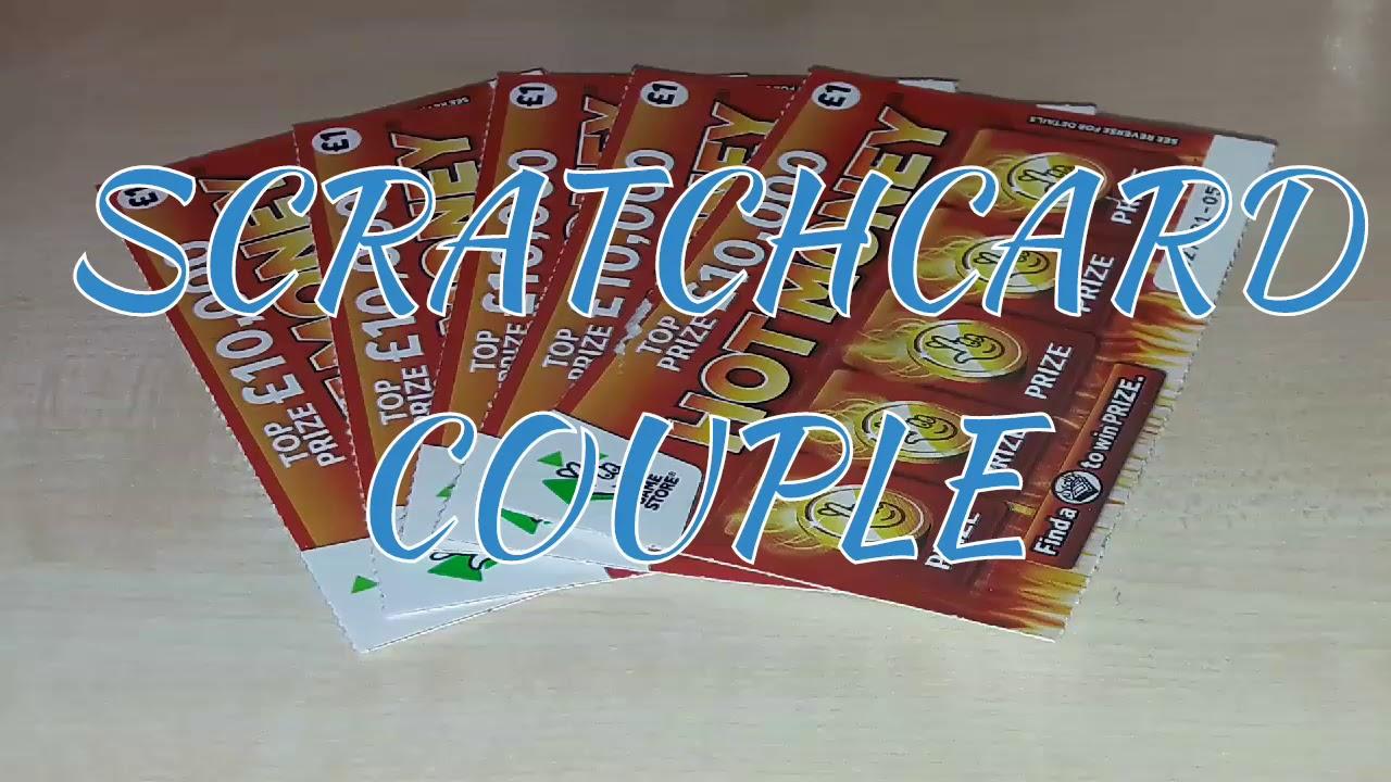 Hot Money Scratch Card