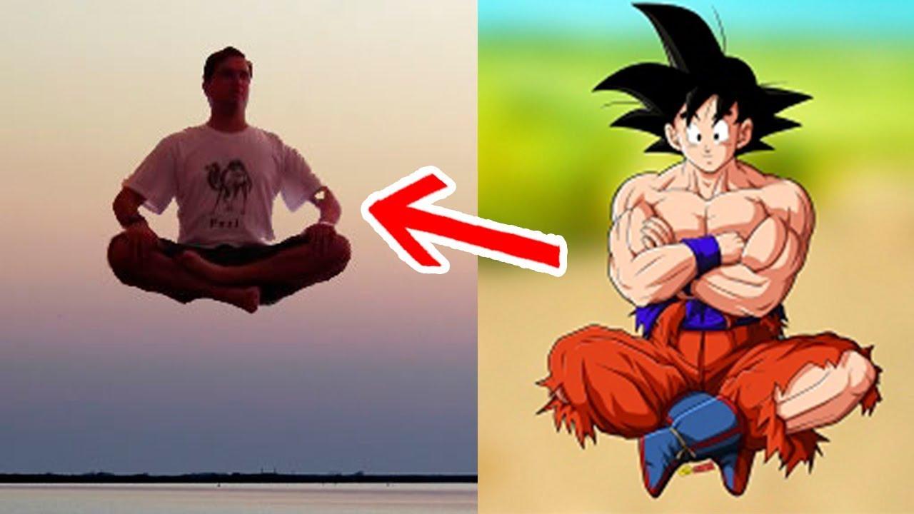 5 Poderes De Dragon Ball En La Vida Real Youtube