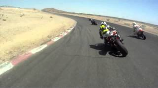 Battle of the Twins F1 AHRMA Willow Springs. Sunday, Rider: Rick Carmody