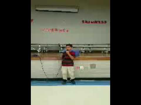 Rivercrest elementary school singing this little light of mine
