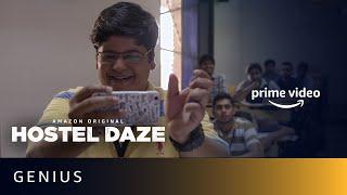 Hostel Daze - Genius   Chirag Bansal   New Amazon Original Series 2019