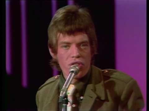 The Rolling Stones - Paint It Black (Ed Sullivan Show, 1966)