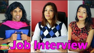 Job Interview | Rahim Pardesi