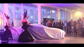 Открытие Aston Martin АВИЛОН - единственного дилерского центра британской марки в России