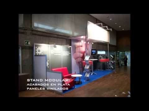 stand modulares madrid