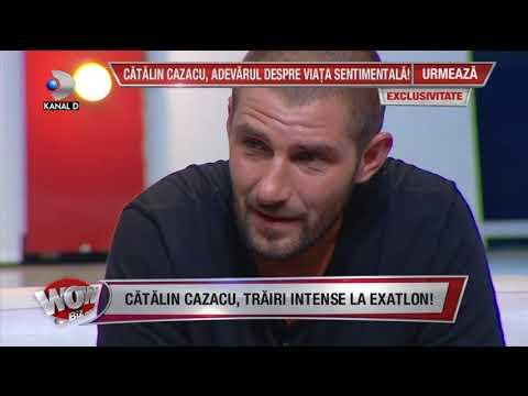 WOWBIZ (24.05.2018) - Catalin Cazacu, despre experienta de la EXATLON! Partea 3