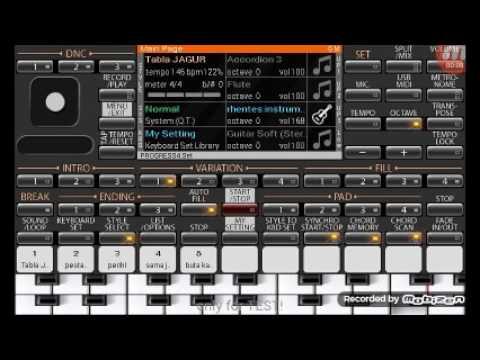 Electon lulo android instrumen kendari