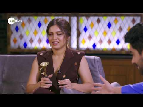 Café Shots | Buzzkill with Bhumi Pednekar | Not Just Supper Stars