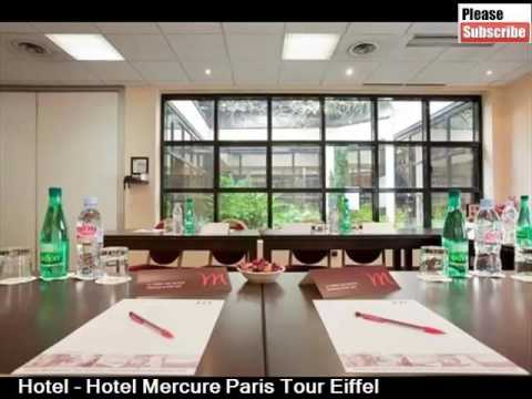 Hotel Mercure Paris Tour Eiffel Grenelle | One Of The Best Hotel Related Info And Pics