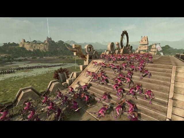 Драконьи острова - Total War: Warhammer 2 (Эшин)#05