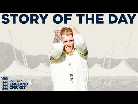 Stokes Takes 4 But West Indies In Charge | England v West Indies 1st Test Day 3 2020