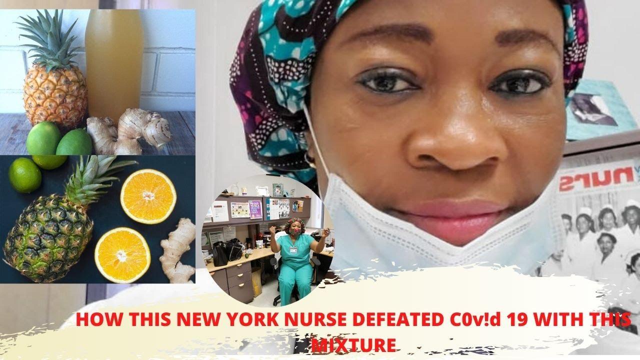 Ghanaian Ladies dont take lessons; Ghanaian Nurse Ellen